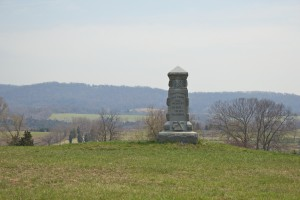 CT 8th Regiment Monument, Antietam