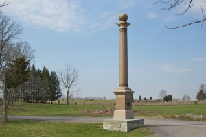 General Mansfield Monument, Antietam