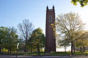Keney Memorial Tower, Hartford