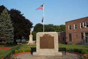 Veterans Memorial Park, Plainville
