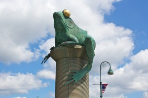 Frog Bridge, Willimantic