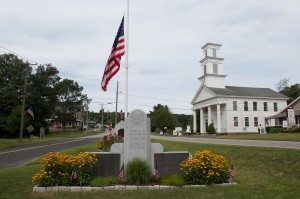 War Memorials, Burlington