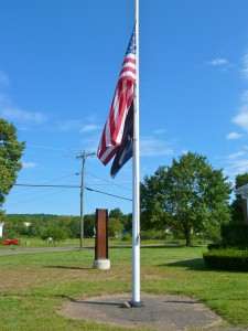 World Trade Center Beam, Middletown