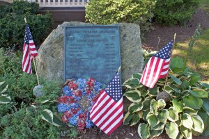 Veterans Memorial, Wilton