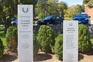 Veterans Memorial Green, Wilton