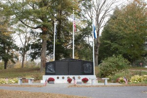Connecticut Vietnam Memorial, Coventry