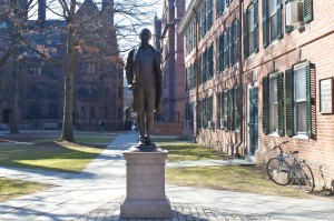 Nathan Hale Statue, New Haven