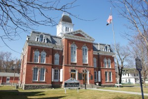 Pike Country Courthouse, Milford, PA