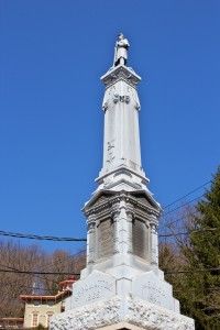 Soliders and Sailors Monument, Jim Thorpe, PA