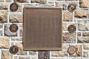 World War II Honor Roll, Jim Thorpe, PA