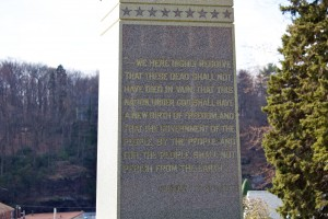 Civil War Monument, Weatherly, PA