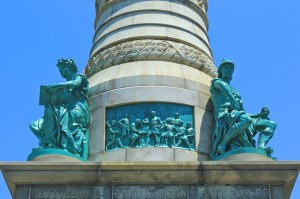 East Rock Soldiers' and Sailors' Monument Rededication
