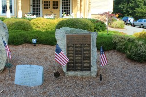 War Memorials, Brewster, Mass.