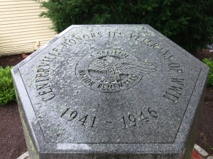 World War II Monument, Centerville, Mass.