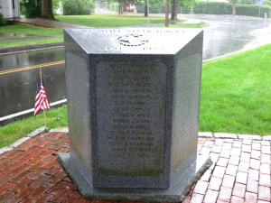 Korean War Monument, Centerville, Mass.