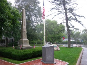 Soldiers' Monument, Centerville, Mass.