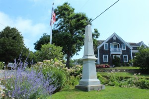 Civil War Monument, Chatham, Mass.
