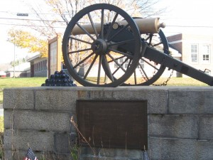 War Memorial, Hinsdale, Mass.