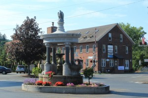Holt Memorial Fountain, Stafford Springs