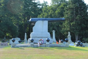 Memorial Cannon, Stafford Springs, CT