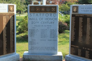 Wall of Honor, Stafford