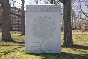 Centennial Monument, Bridgeport