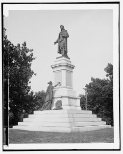 Roger Williams Memorial, 1905