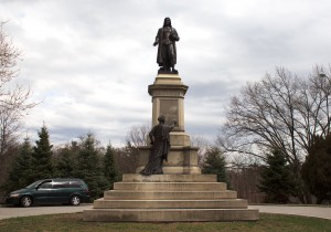 Roger Williams Monument, Providence