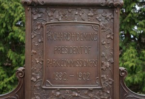 Richard Deming Memorial, Providence