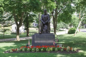 Abraham Lincoln Statue, Hingham, Massachusetts