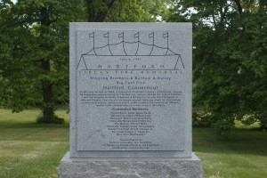 Circus Fire Memorial, Hartford