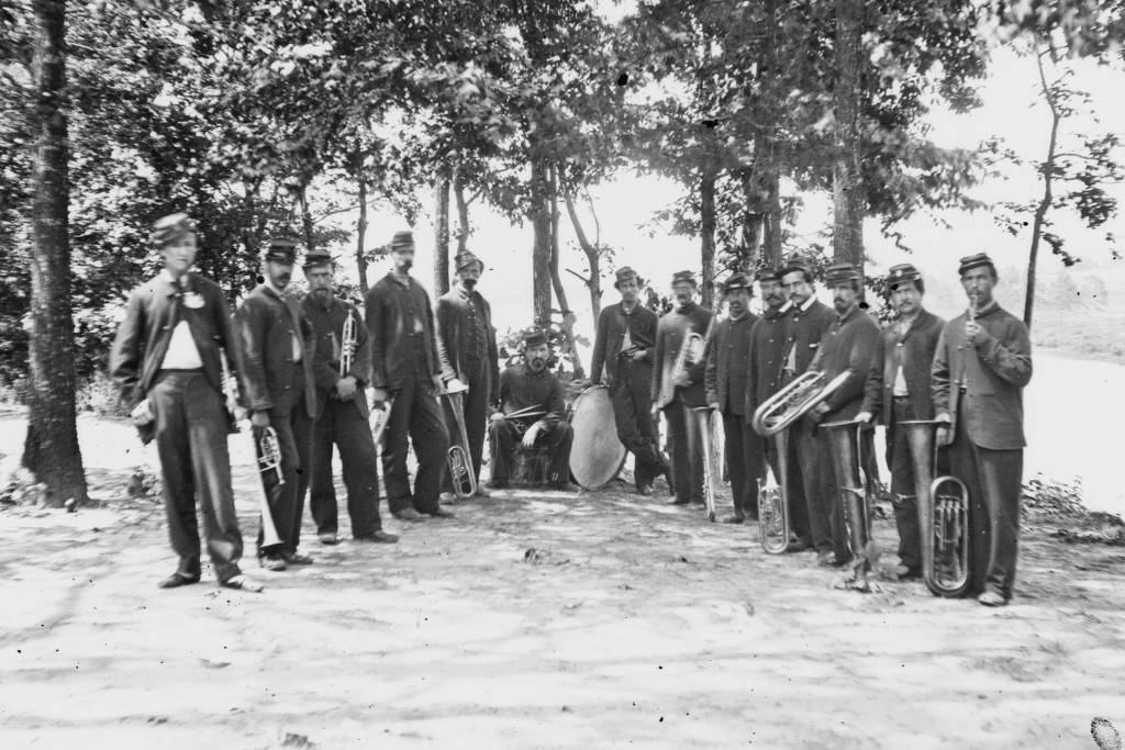 1st Connecticut Heavy Artillery Band, 1865