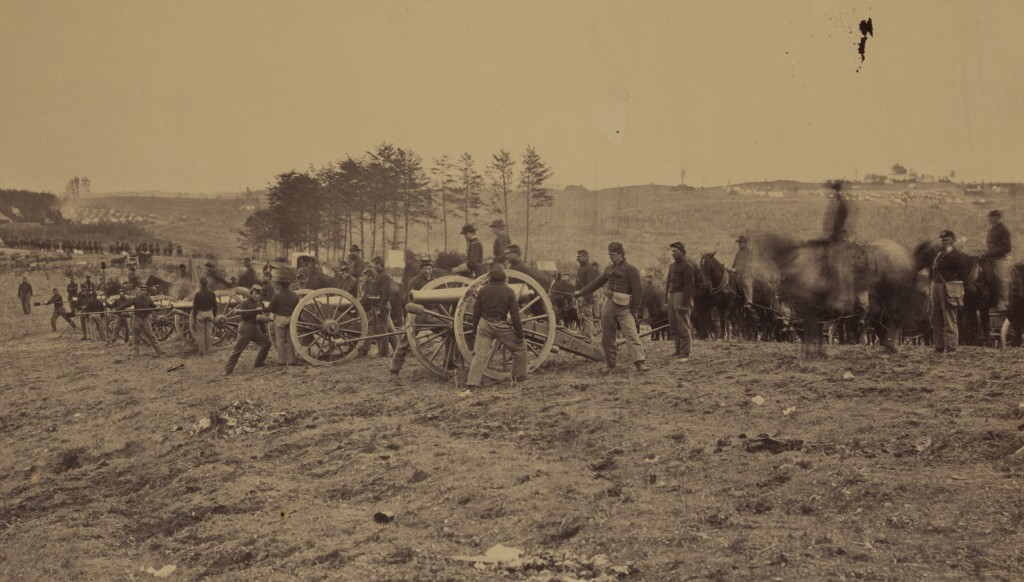 First Connecticut Battery