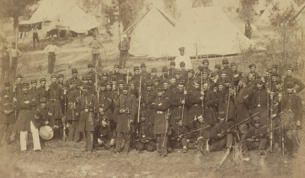 Third Connecticut Volunteer Infantry, 1861